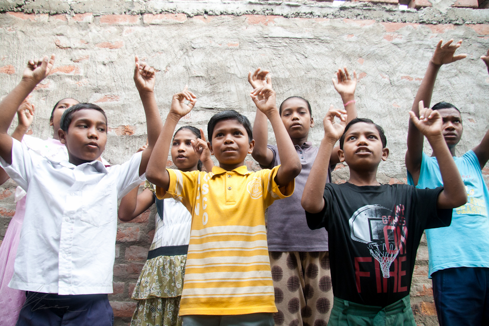 Orphans in India