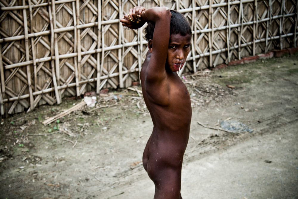 india / village mad boy
