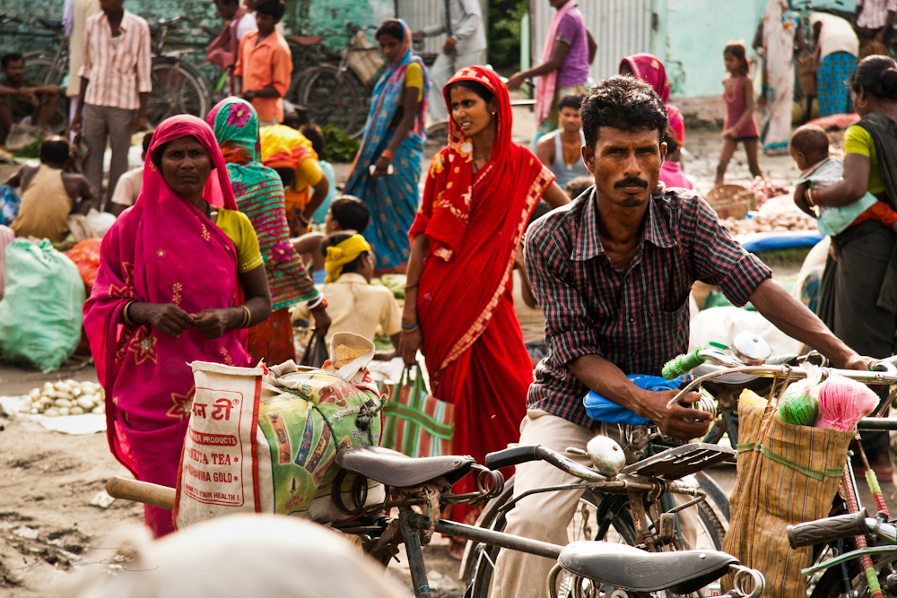 The market in India