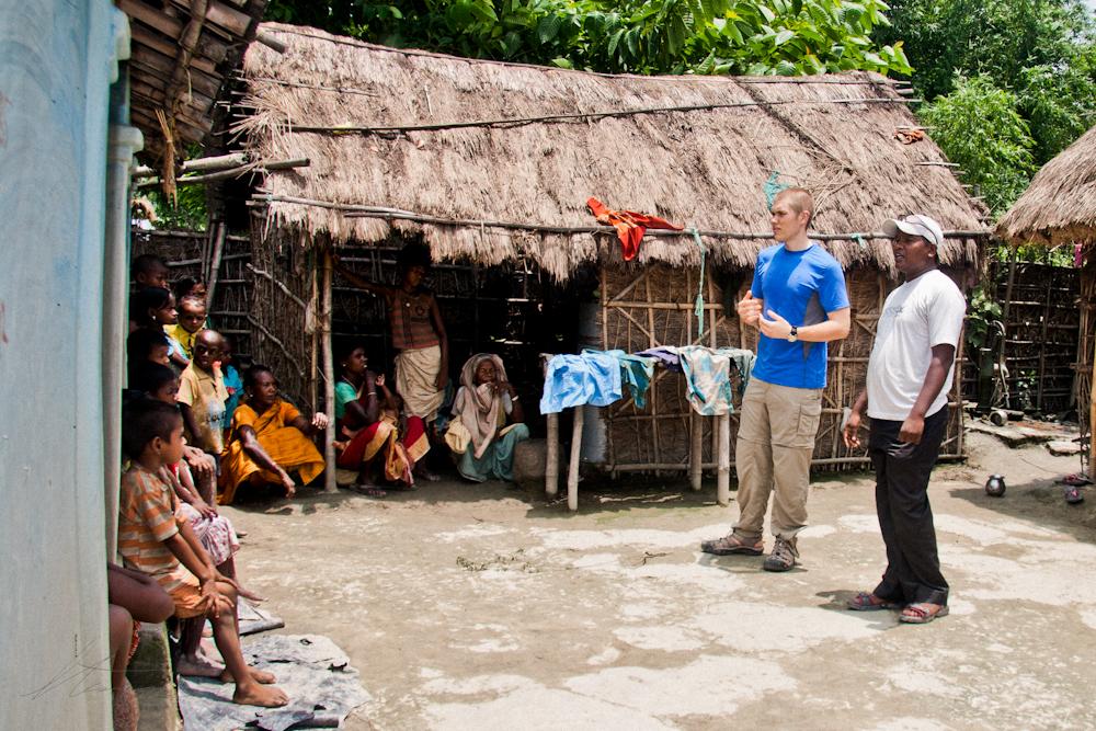 india / village outreach