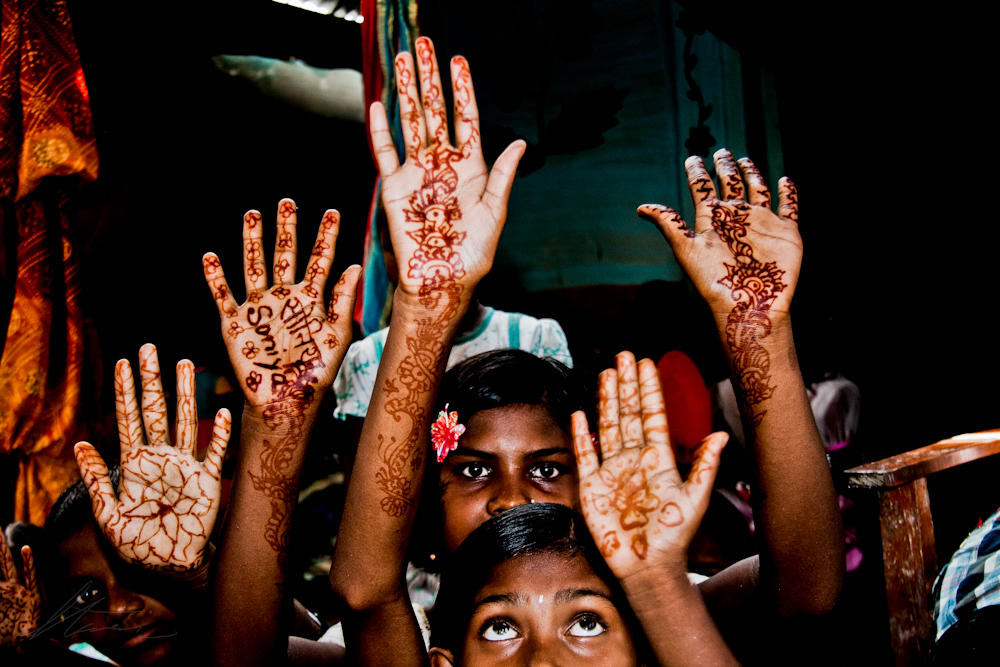 a wedding in india / blog of photographer steven gray
