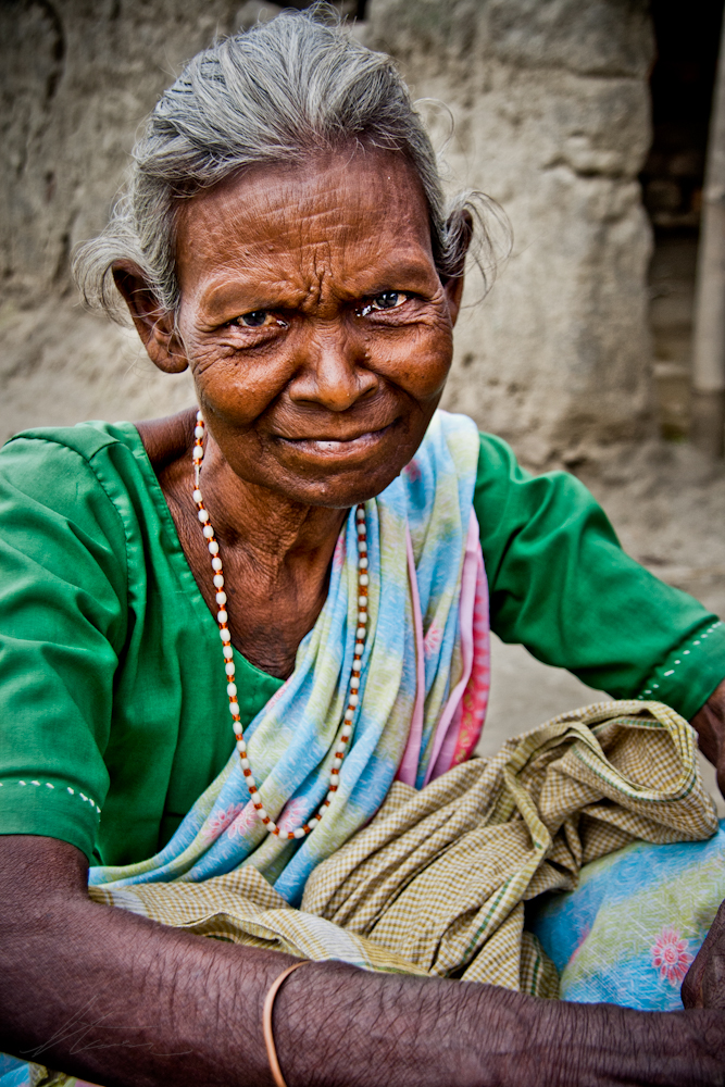 old woman / village in india / travel in india / blog of photographer steven gray