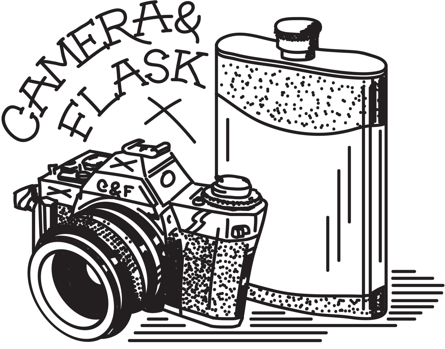 Camera and Flask