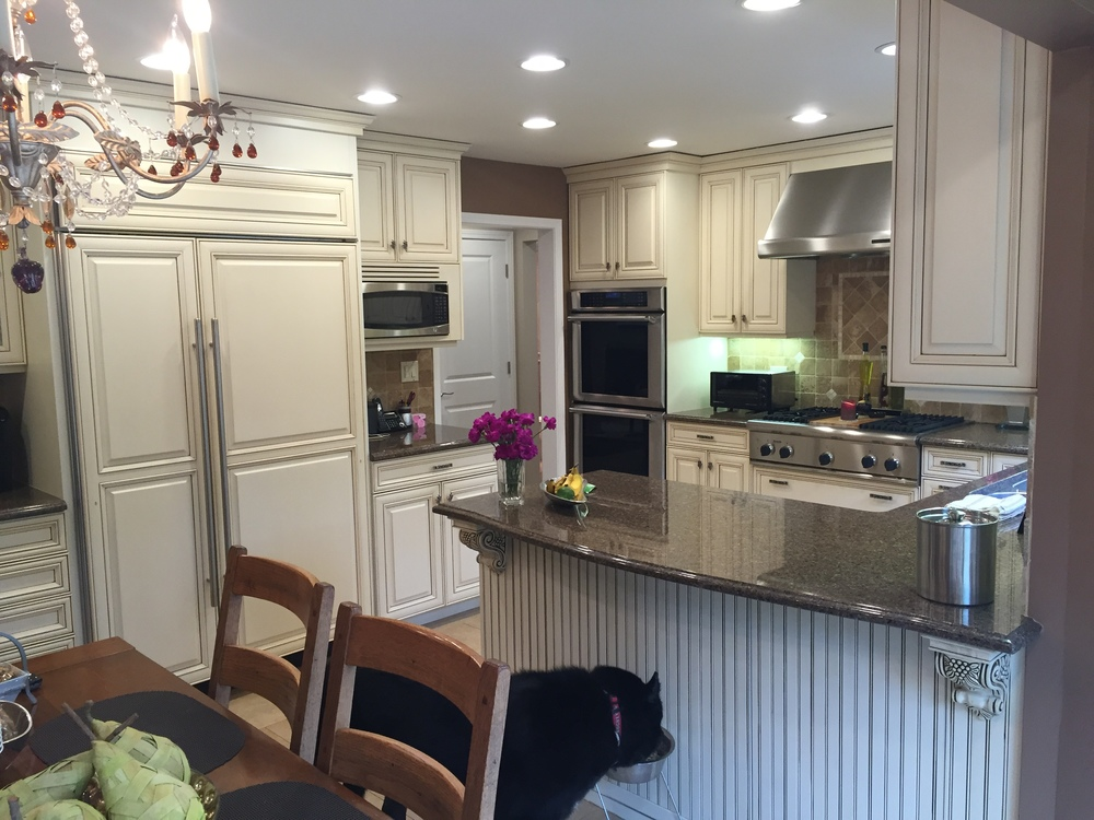 Perfect Custom White Wood Kitchen Complete Cabinets Sub