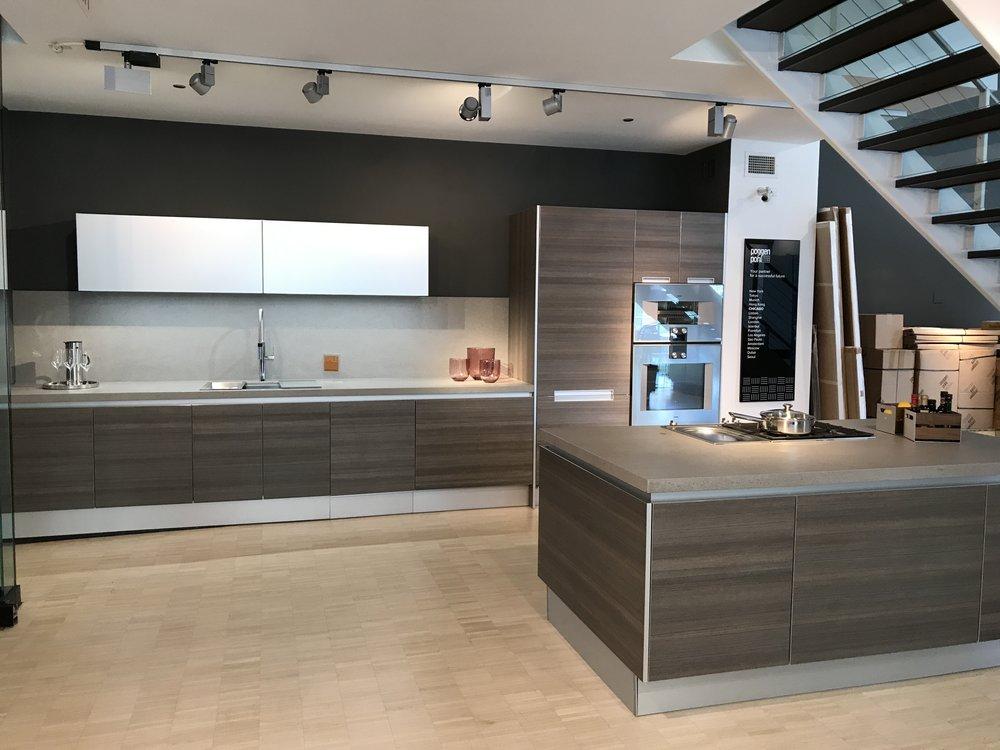 NEW Poggenpohl Complete Kitchen Appliances Marble Counter Gaggenau  Appliances