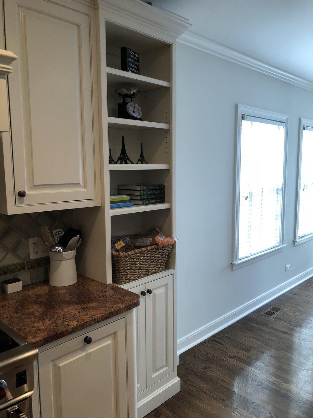 Amazing White Custom Complete Kitchen Sub Zero Wolf Stainless Steel ...