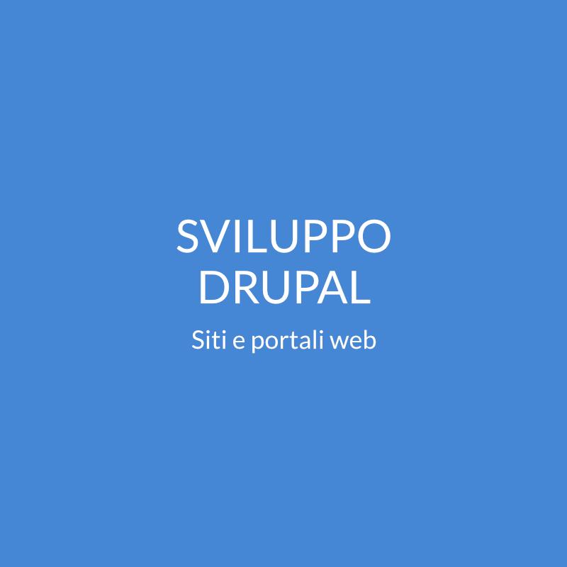 Sviluppo Drupal