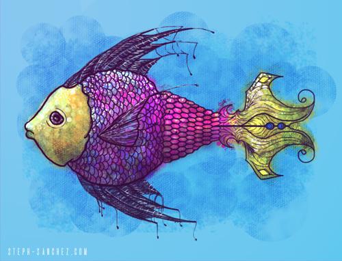 Spider Fish