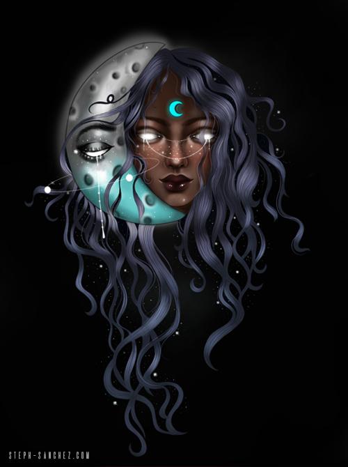 Moon Godess