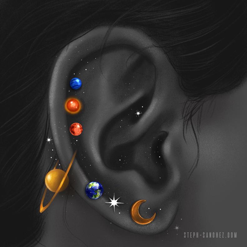 Celestial Piercings II