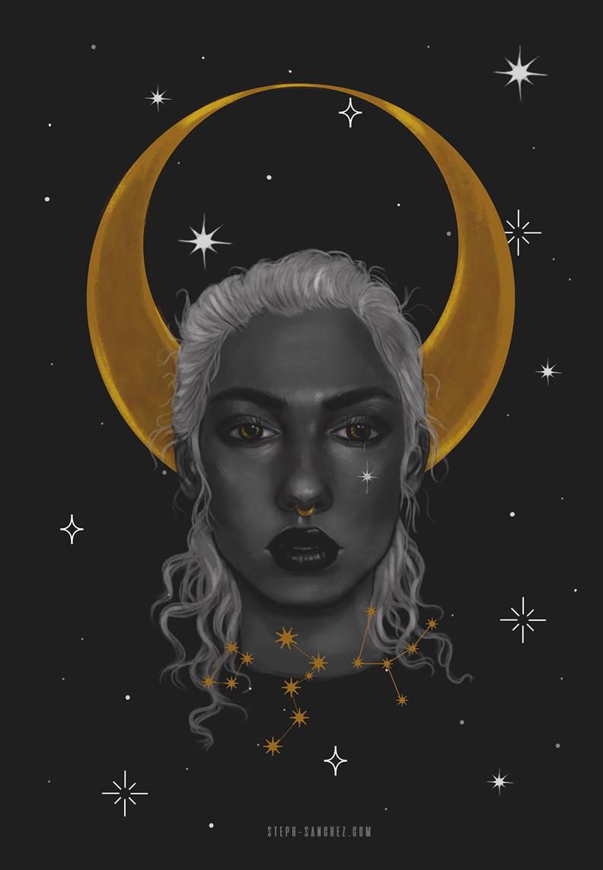 Crescent Moon l