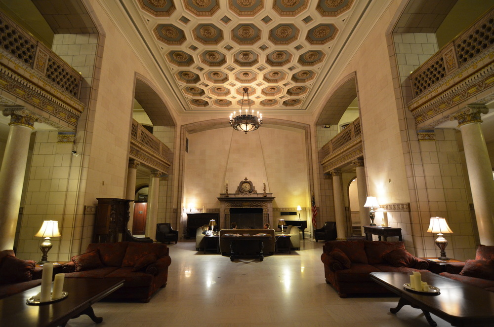 st. paul athletic club, university club