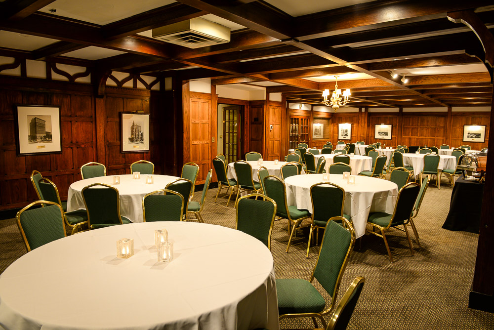 oak room, st. paul university club