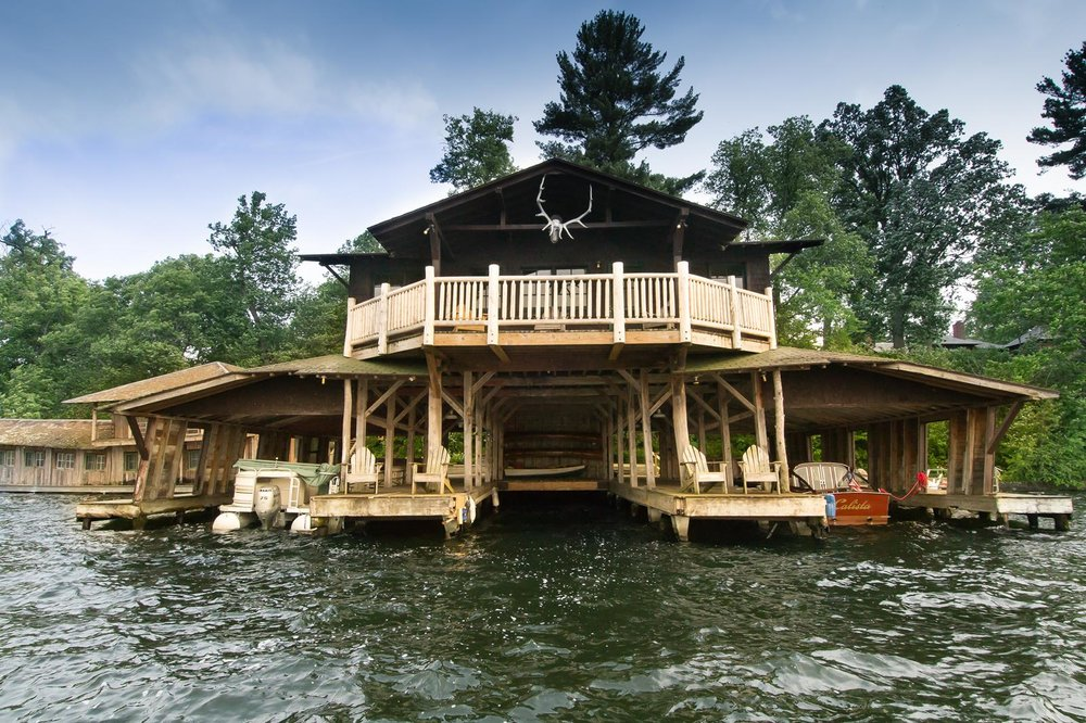 Stout's Island Lodge - 2799 27th St., Birchwood, WI 54817