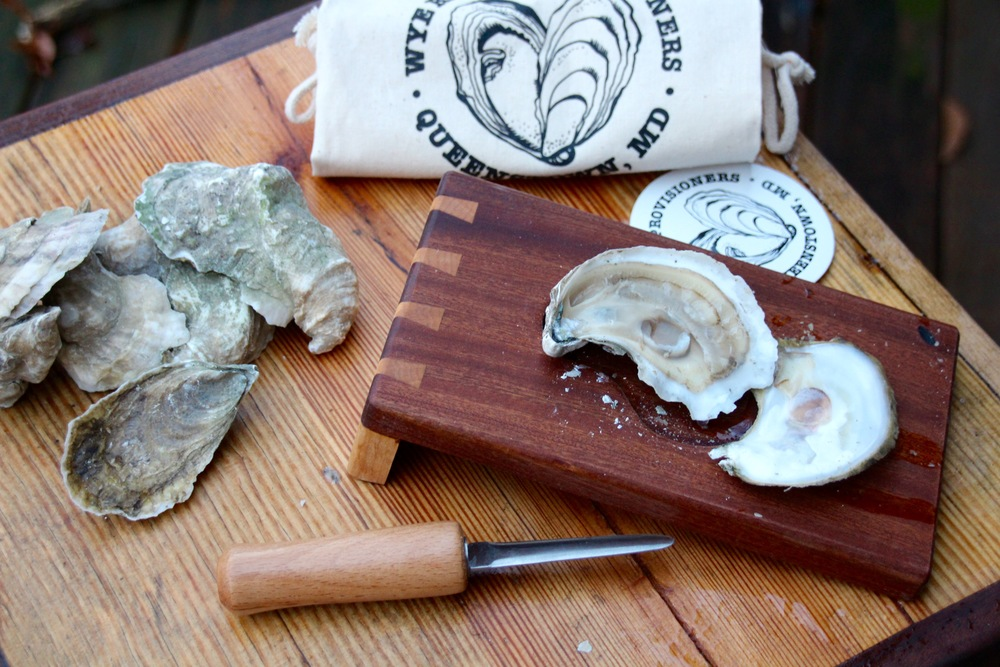 Wye River Provisioners' shucking kit