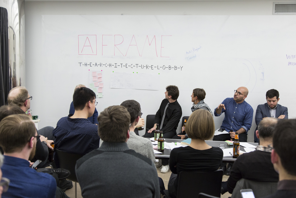 Workshop at the GSAPP Incubator —