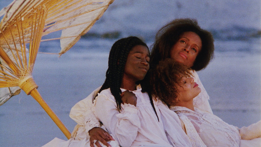 Alva Rogers, Barbara-O and Trula Hoosier in a beautiful scene from the film.