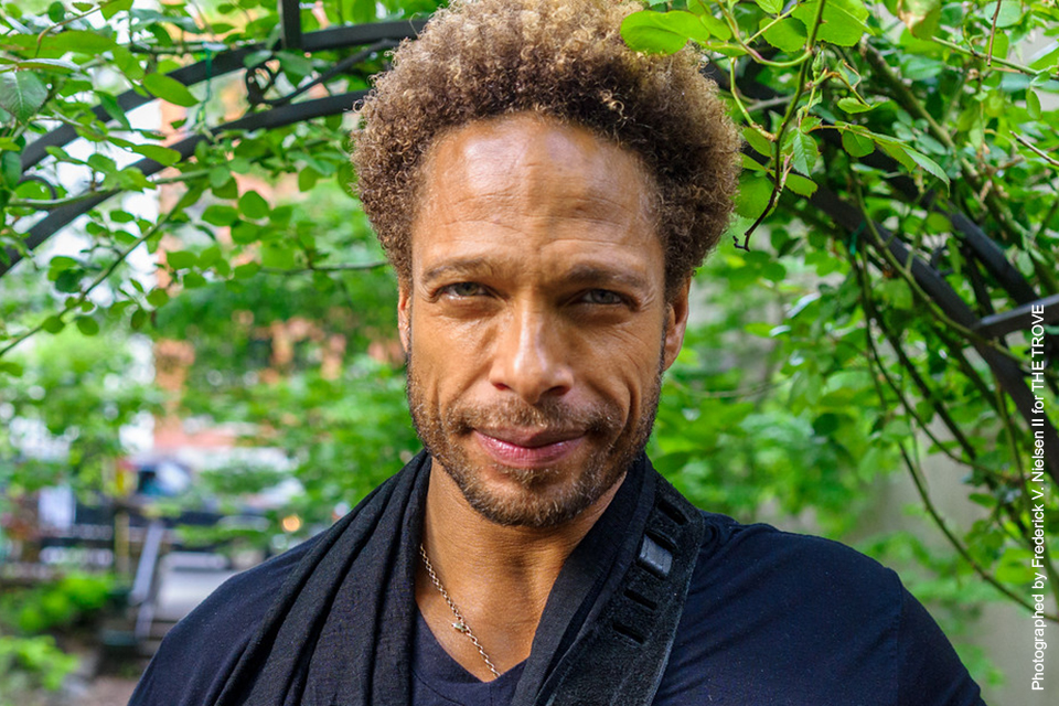 Gary Dourdan photographed by  Frederick V. Nielsen  for THE TROVE.