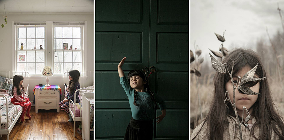 Las   niñas . ©David Cea/ dac photos