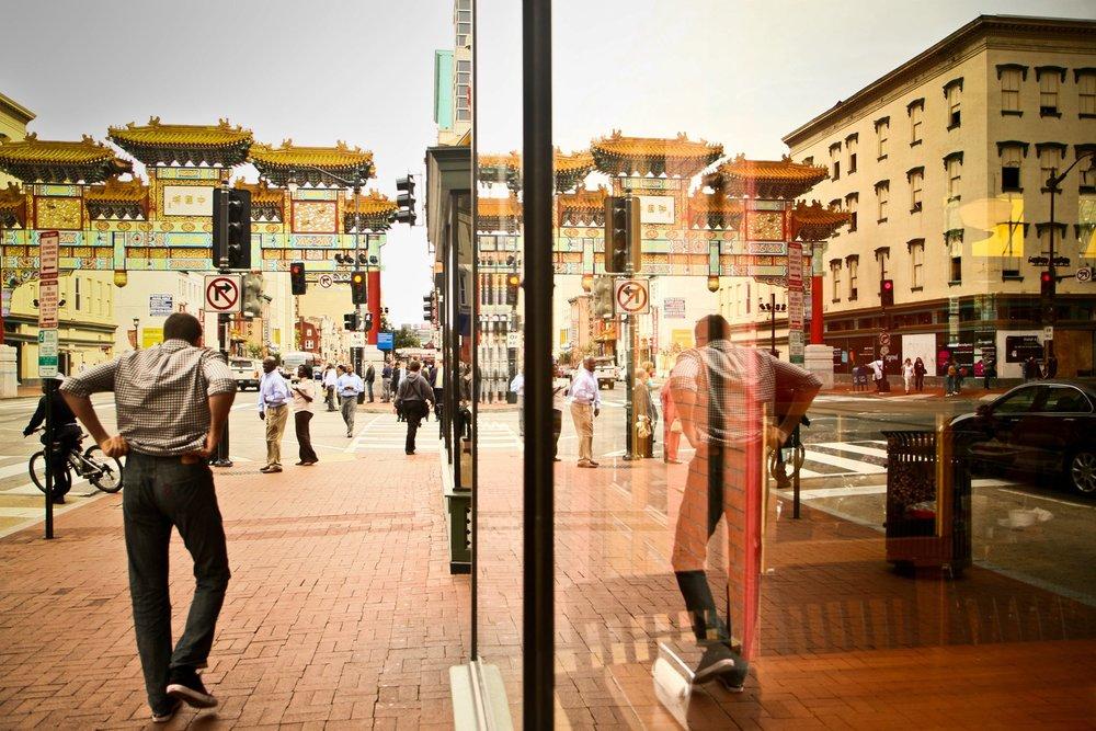 Chinatown, Washington, DC. ©David Cea/ dac  photos