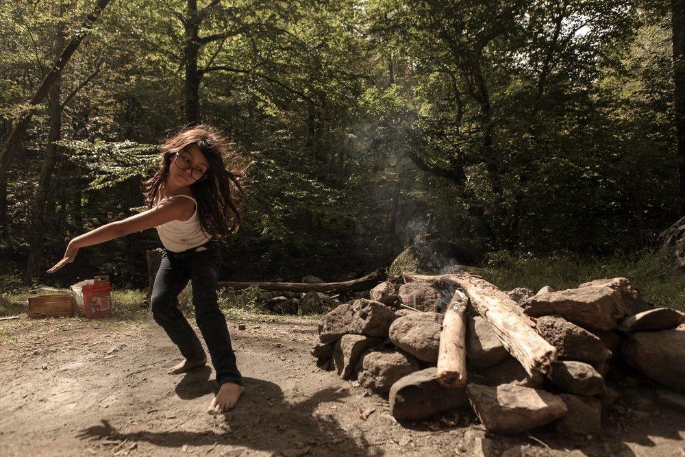 Lulu dances. ©David Cea/ dac  photos