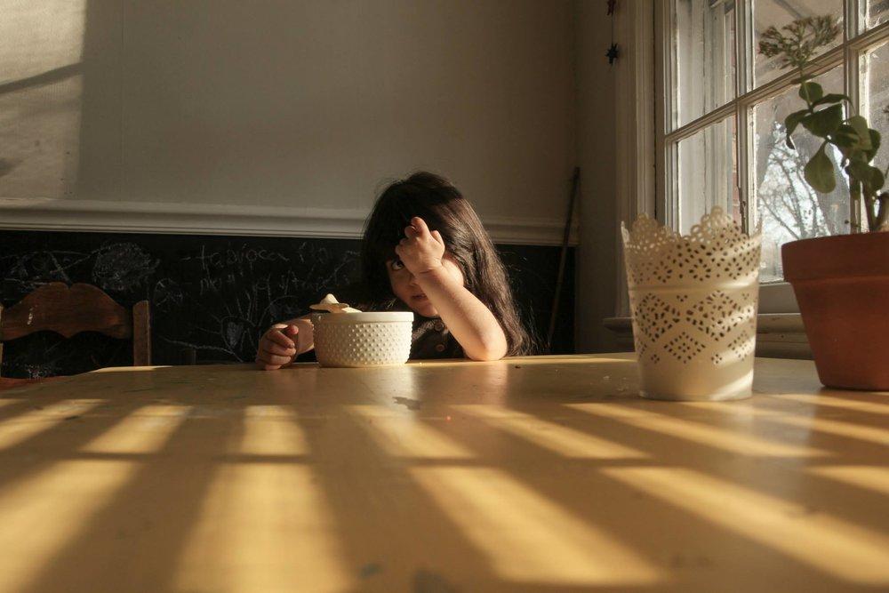 Nissa's morning: breakfast of mathematicians. ©David Cea/ dac  photos