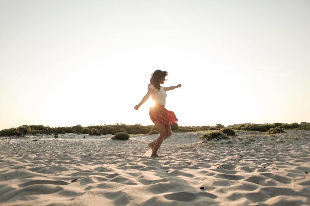 Danza Con El Sol.  (Lucy) ©David Cea/ dac  photos