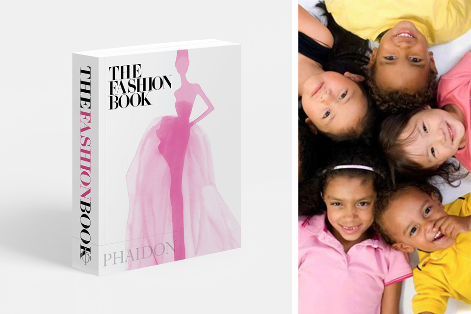 "The Fashion Book ,  named ""the fashion Bible"" by Vogue Magazine."