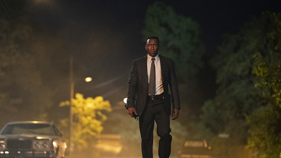 "Mahershala Ali as ""Detective Wayne Hays"" in season three of HBO's  True Detective."