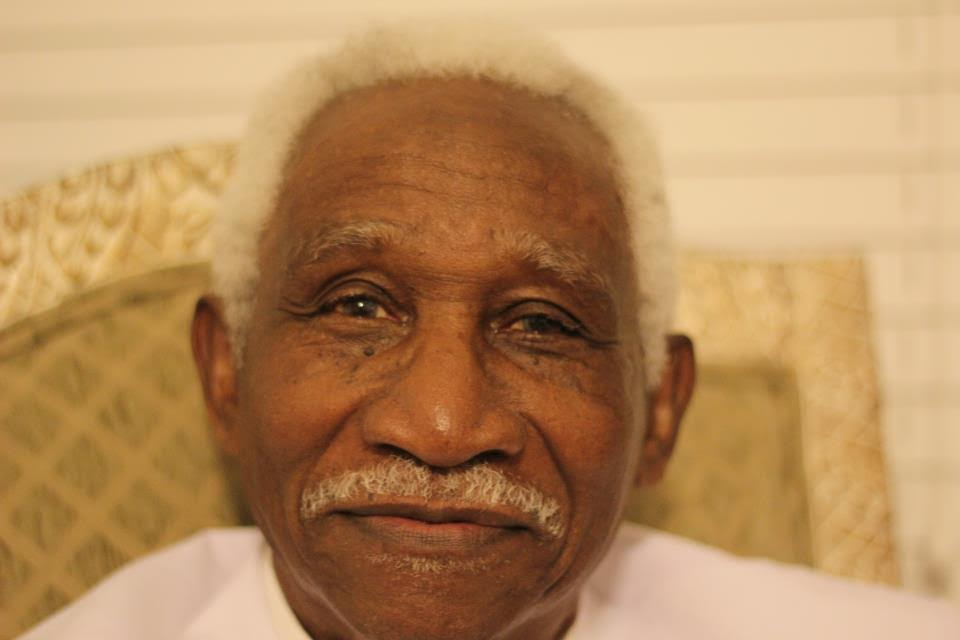 Mr. Theodore Roosevelt Johnson. Photo courtesy of Eddie Bailey III.
