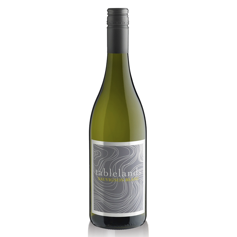 Tablelands Sauvignon Blanc - Zingy with the richness of stone fruit; highlights of peach, lime and underlying minerality.