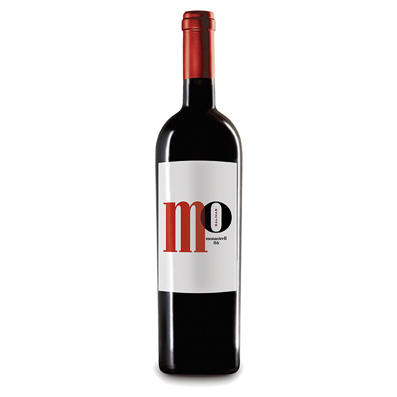 Mo Salinas Monastrell - Aromas of fresh red fruits with hints of spices and freshly baked bread