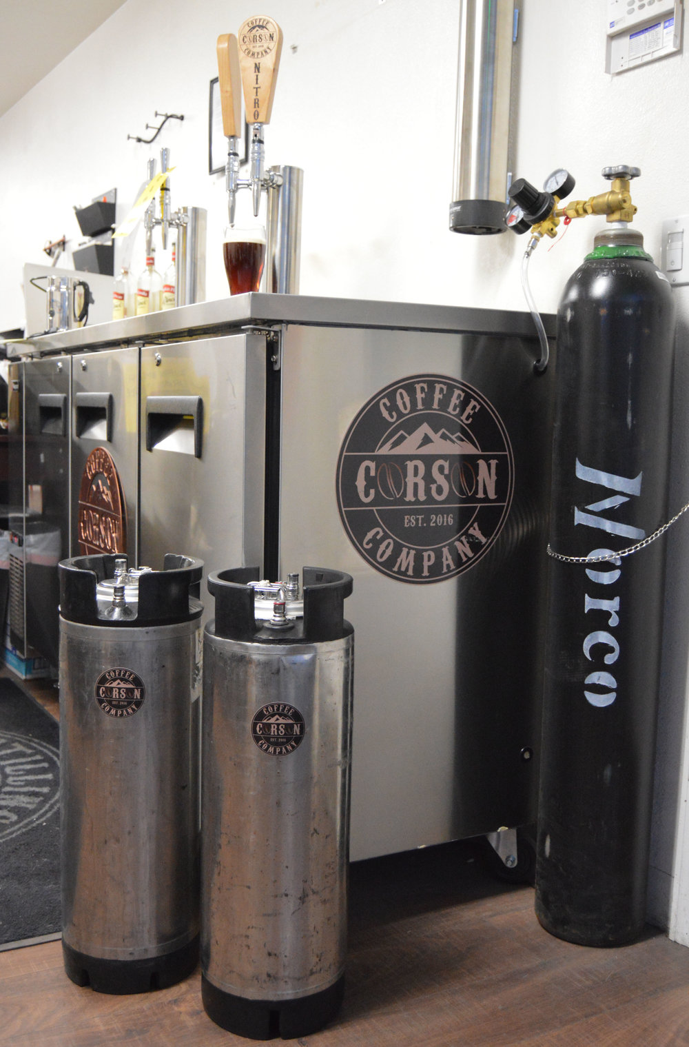 Commercial Cold Brew Coffee Equipment And Coffee By The