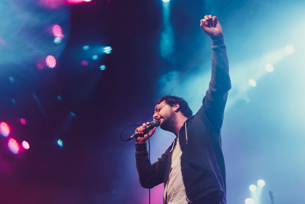 Foxing- The Fillmore, PA
