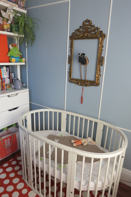 jenee sais quoi_ nursery_ small nursery_ brooklyn nursery_ boy nursery_ transform closet into nursery