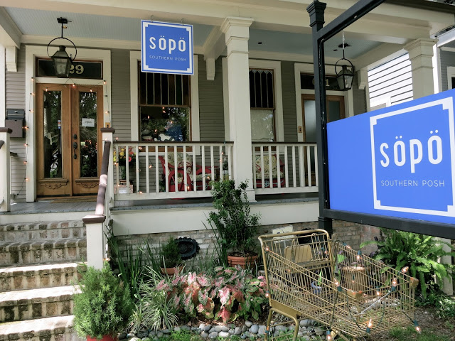 Sopo New Orleans Boutique