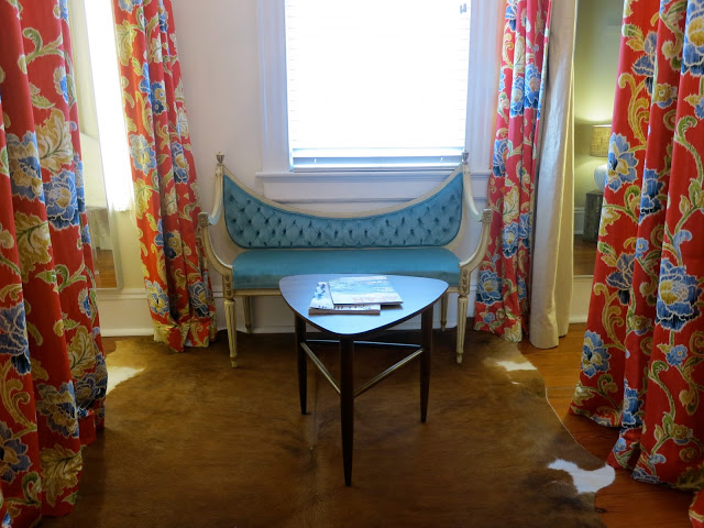Sopo New Orleans, Dressing Room