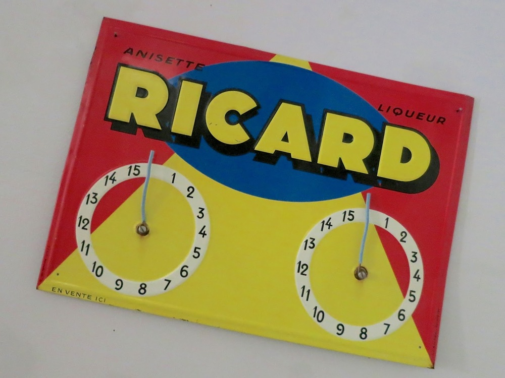 ricard poster