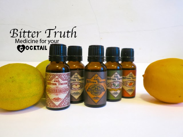 bitters, exiler, lemons