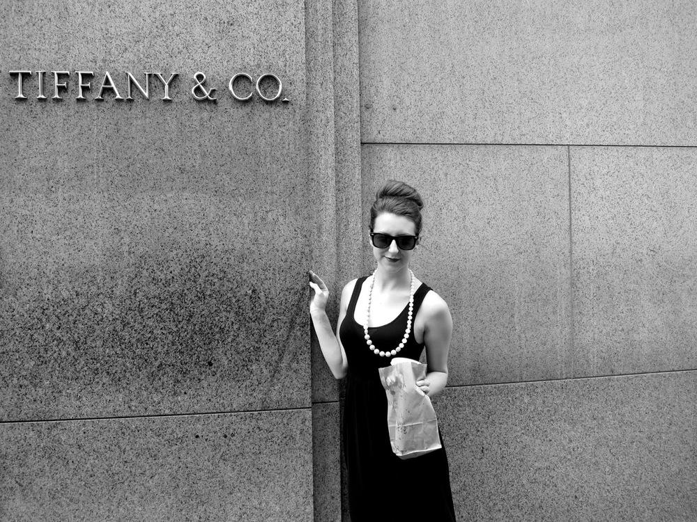 Breakfast at Tiffanys, New York City