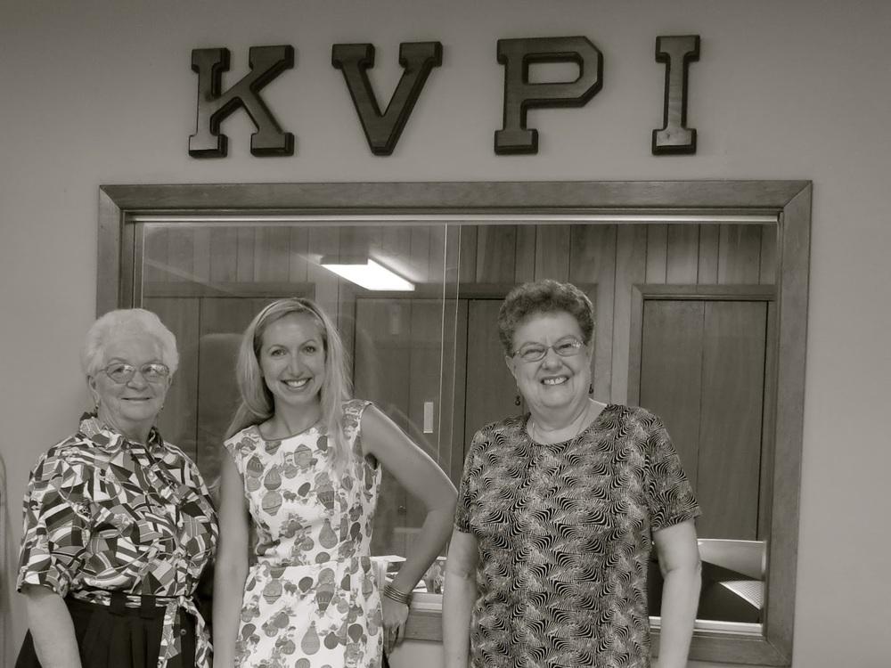 KVPI Radio Station