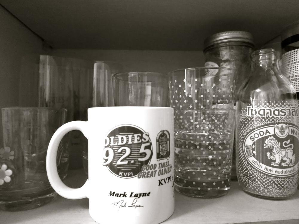 La Tasse de Cafe Coffe Mug