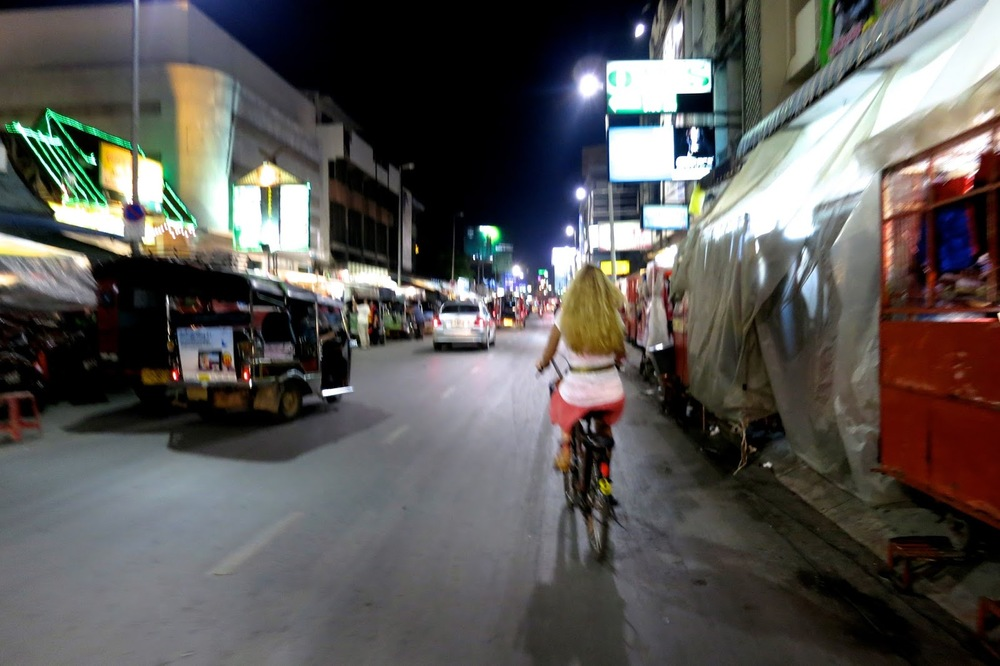 BIKE RIDING IN THAILAND