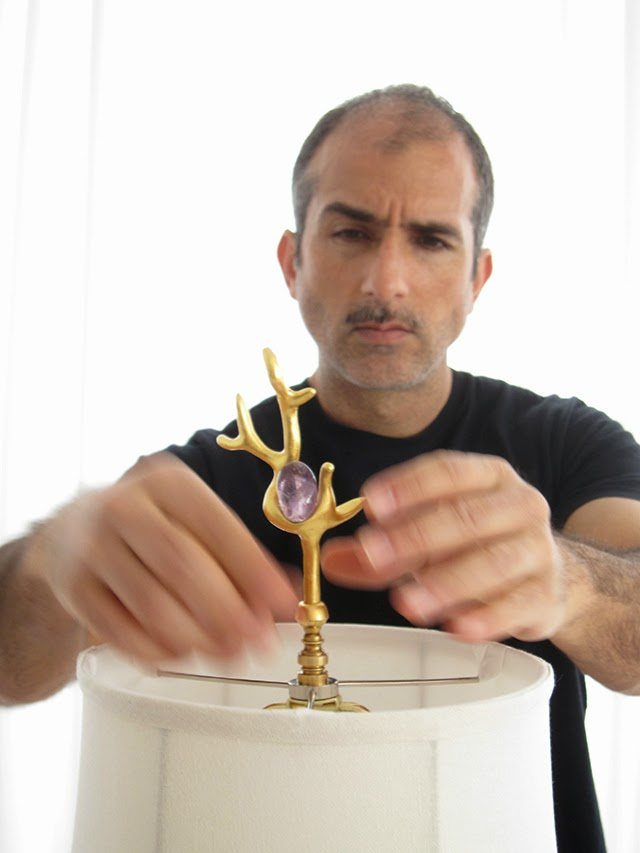 Eduardo Garza, Sculptor of Home Decor