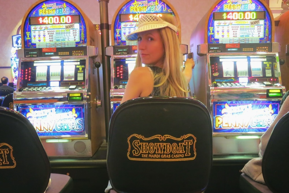 Atlantic City_ Showboat Casino_ Poker Visor_ Atlantic City Fashion