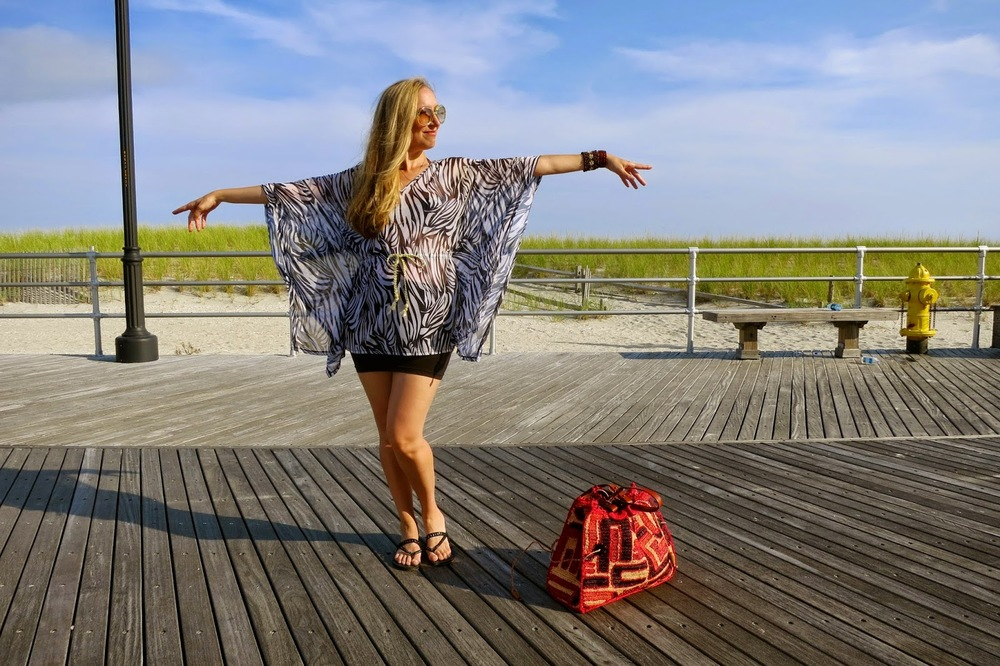 Atlantic City Fashion_ Animal Prints_ Beach fashion_Maternity fashion_Summer Style_Jamin Puech