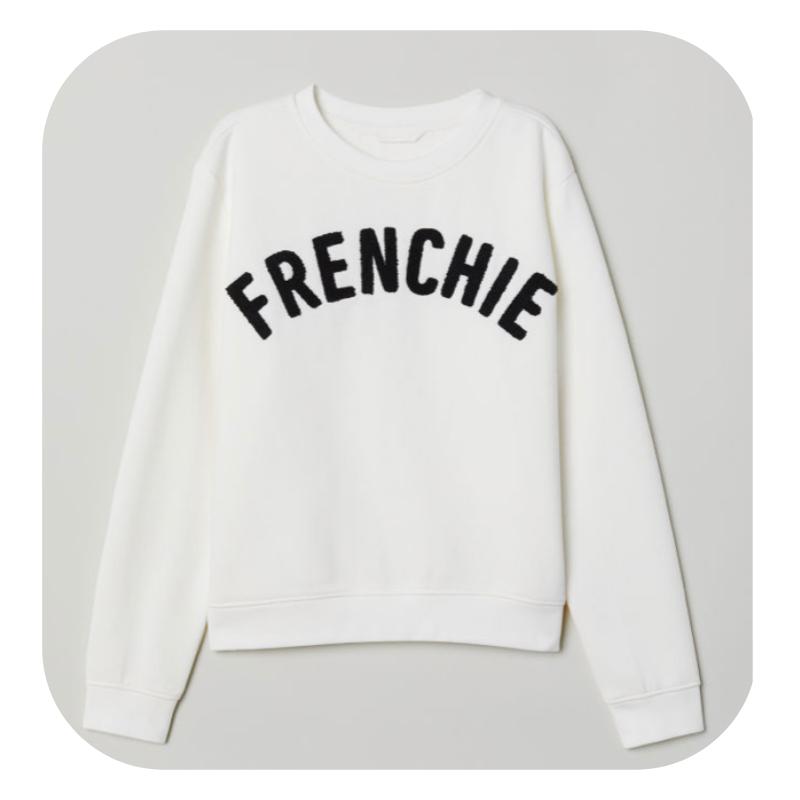Say something - parlez-vous français