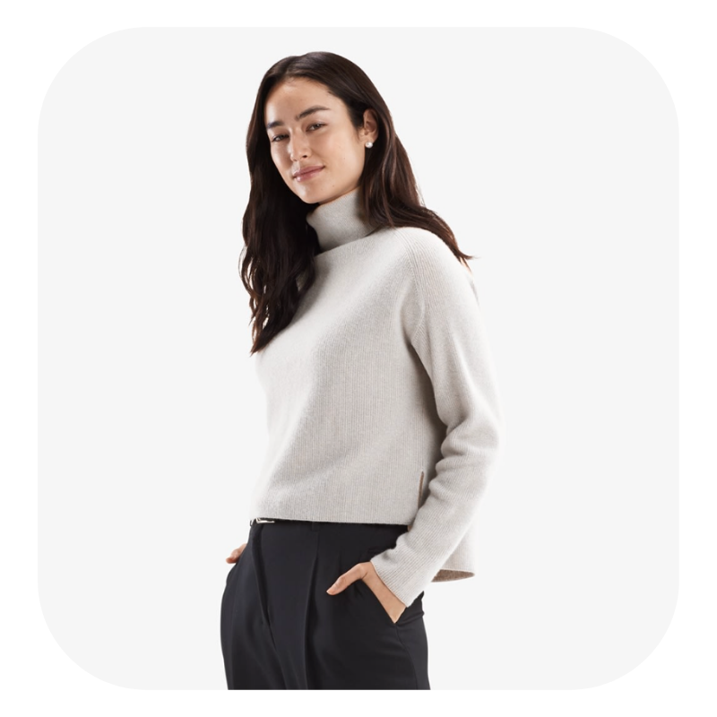 Sweater Turtleneck - so cozy