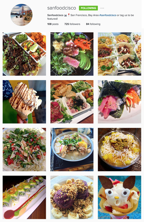 Bhs students larissa qian runs a popular food instagram the larissa qian is a 16 year old junior at burlingame high school who has 730 followers on her food instagram sanfoodcisco she decided to create this account forumfinder Images