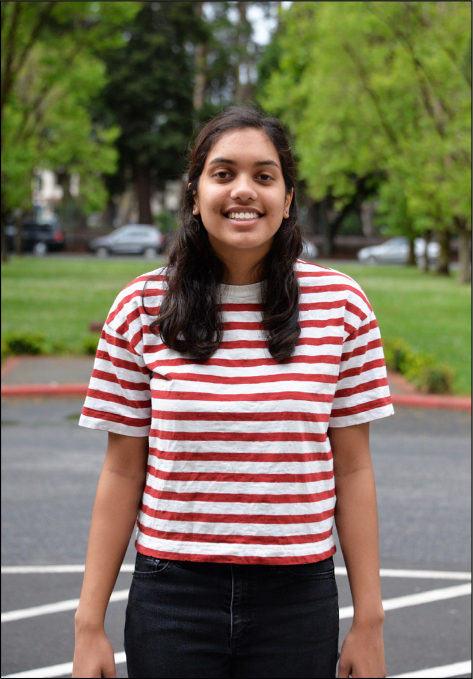 Priya Patel will spend time with friends, relax, and prepare mentally for college during the summer.